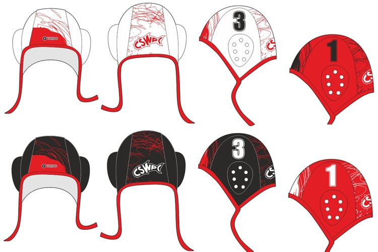 afaec5ce Cheltenham - Water Polo Hat - Set - 2 x 14 = 28 pc