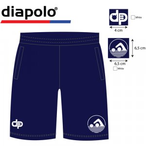 Crystal Palace - Navy Shorts