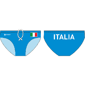 Italy 2 (Italia) - Water Polo Trunk