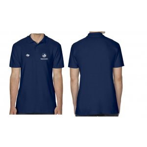 Bangor Barracudas - Blue Polo shirt