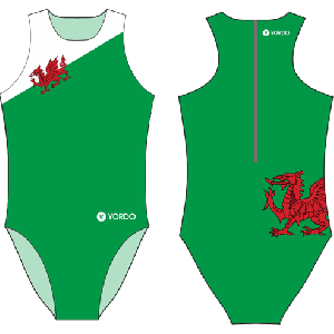 Wales - Water Polo Costume