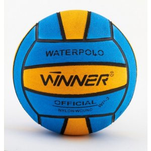 Winner Water Polo Ball Blue - Yellow size 3
