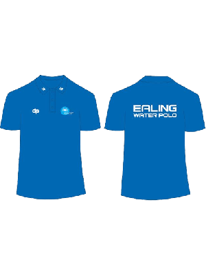 Ealing - Blue Polo shirt