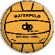 Refrigerator magnet Waterpolo Ball