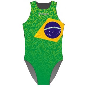 Brazil 3 - Water Polo Costume