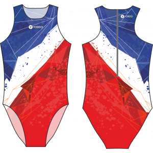 France 1 - Water Polo Costume
