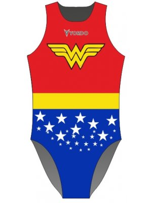 Wonderwoman - Water Polo Costume