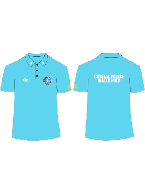 Crystal Palace - Light Blue Polo shirt