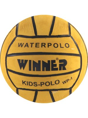 Winner Water Polo Ball Yellow size 1
