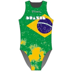 Brazil 1 - Water Polo Costume