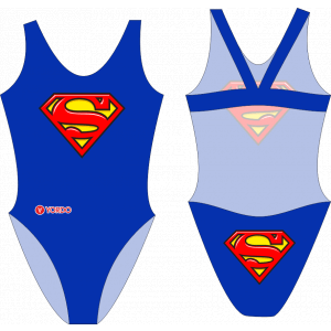 Superman - Swimming Costume