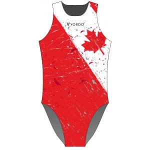 Canada 1 - Water Polo Costume