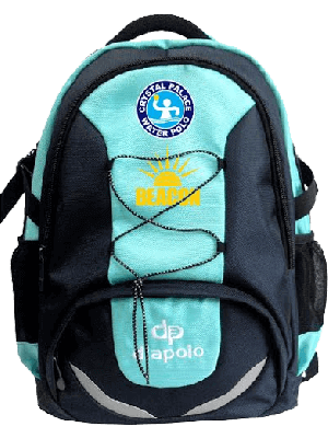 Crystal Palace - Sky Backpack Blue - Diapolo