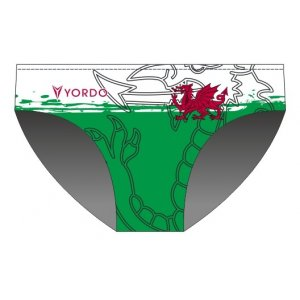Wales 2 - Water Polo Trunk