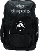 Orca - Space Backpack Black - Diapolo