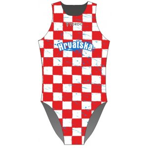 Croatia 1 - Water Polo Costume