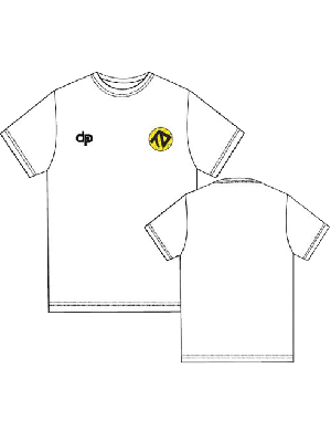 Taunton - White T-shirt