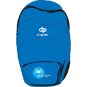 Ealing - Fire Backpack Blue - Diapolo