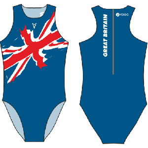 Great Britain 2 - Water Polo Costume