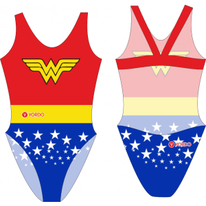 Wonderwoman - Swimming Costume