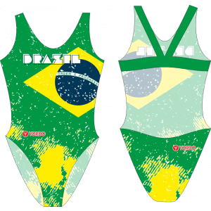 Brazil 1 - Swimming Costume