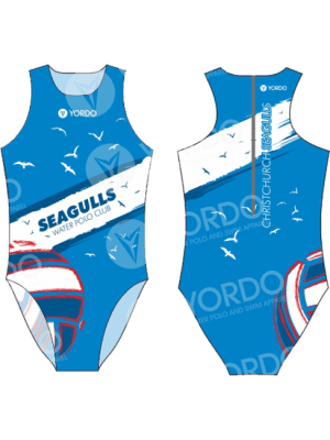 Christchurch Seagulls Waterpolo Club - Water Polo Costume