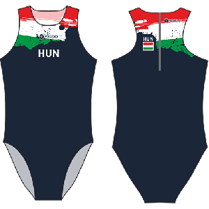 Hungary 5 - Water Polo Costume