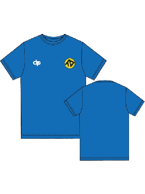 Taunton - Blue T-shirt