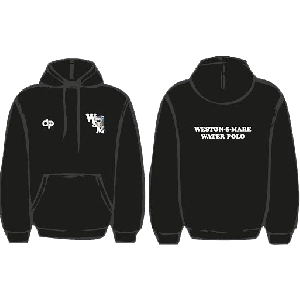 Weston-super-Mare Water Polo Club - Hoodie black