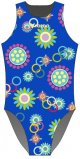 Floral 5 - Water Polo Costume