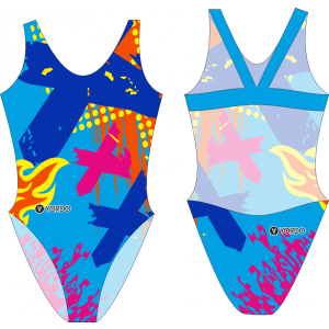 X /blue/ - Swimming Costume