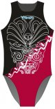 Maori /red/ - Water Polo Costume