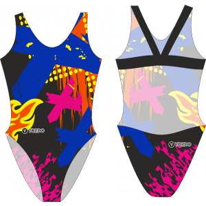 X /black/ - Swimming Costume