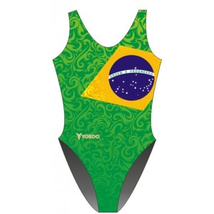 Brazil 3 - Swimming Costume