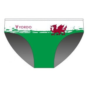 Wales 3 - Water Polo Trunk