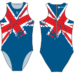 Great Britain 3 - Water Polo Costume
