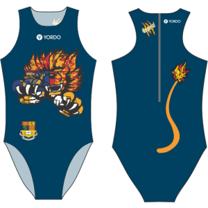 Imperial College London - Lion - Water Polo Costume