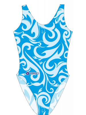 Nonfig Blue - Water Polo Costume