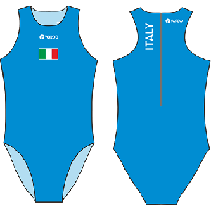 Italy 2 - Water Polo Costume