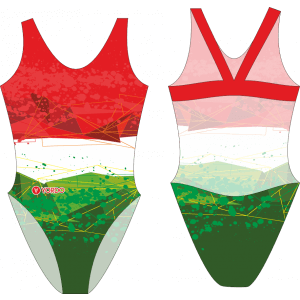 Hungary 1 - Swimming Costume