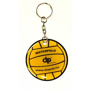 Keyring Waterpolo Coin