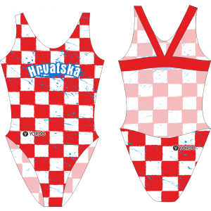 Croatia 1 - Swimming Costume