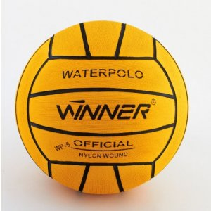 Winner Water Polo Ball Yellow size 5
