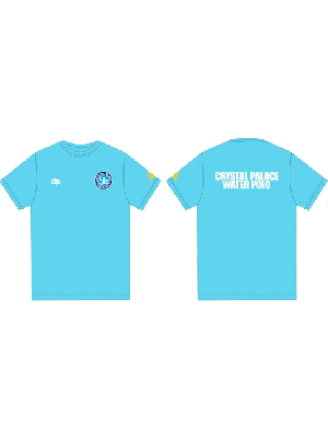 Crystal Palace - Light Blue T-shirt
