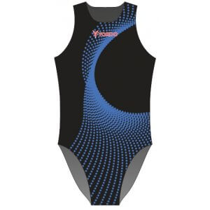 Point Wave - Water Polo Costume
