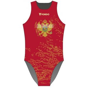 Montenegro 2 - Water Polo Costume